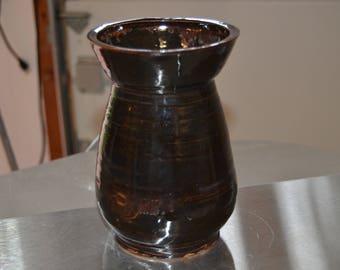 Medium size dark vase