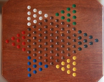 Chinese Checkers | Etsy AU