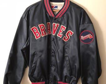 Atlanta Braves Satin jacket swingster