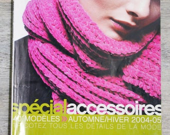 Magazine Phildar 422 - Special accessories