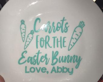 Oster-Bunny-Platte