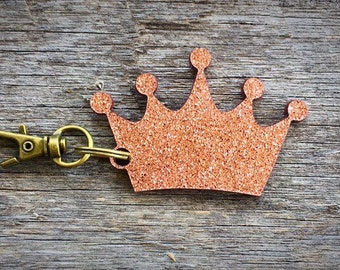 A keyring fit for a Queen!