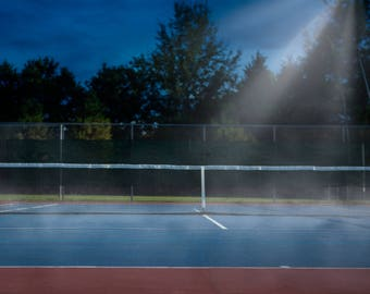 Sports Digital Tennis Background