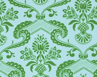 Lilly in Green from Circa by Jennifer Paganelli 1 Yard Cut