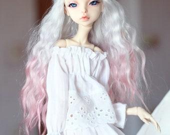 Summer outfit for MSD BJD dolls MiniFee, Doll Chateau KID 1/4 bjd doll or similar
