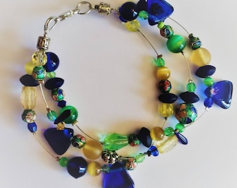 The jumble bracelet
