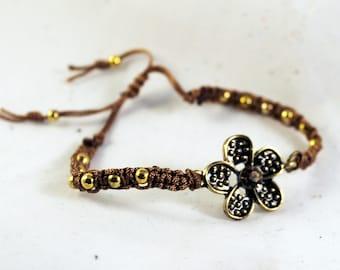 Unique Handmade bracelet, Macrame wrap bracelet, Chan Luu, Boho Jewelry, Wrap bracelet, Woven bracelet, Friendship bracelet