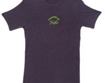 Powered by Kale Mens Short Sleeve