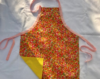 Ice cream sprinkles Apron
