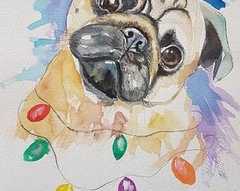 A Puggie Xmas