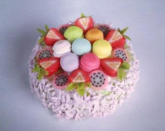 Miniature Cake 1:12 - Series 1 - 016