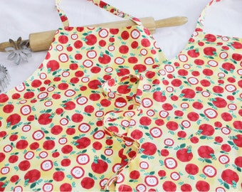 Apples Mother Daughter Aprons