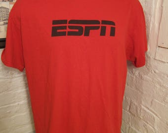 Size XL (48) ** ESPN Shirt (Single Sided)