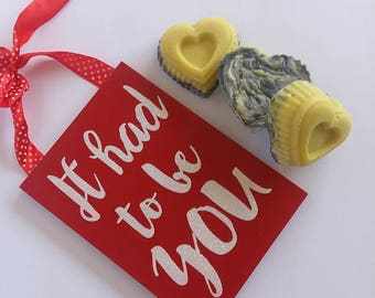 Valentine Heart Soap