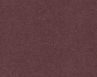 Hand-dyed Plum Wool