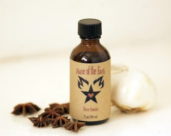 Flame of the Earth fire tonic