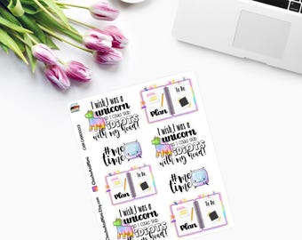 ME TIME Planner Stickers CAM000013