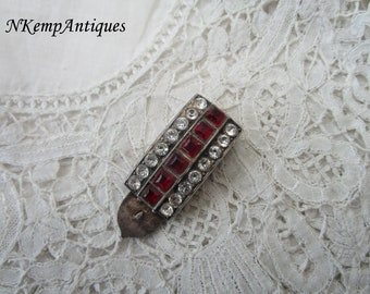 Dress clip 1920's French