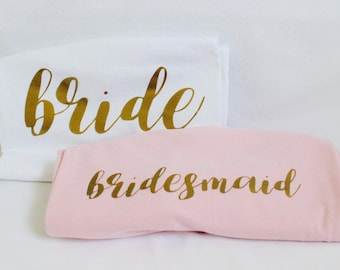 Bride Bachelorette Party Shirt - Bachelorette Shirt - Bachelorette Party Shirts - Custom Bachelorette Party Shirts