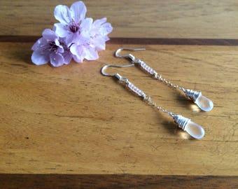 Raindrop Earrings