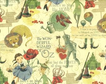 Wizard of Oz-Gift wrapping paper