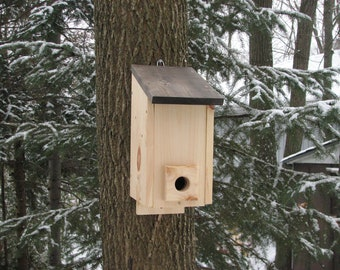 Winter Roost Box for Songbirds