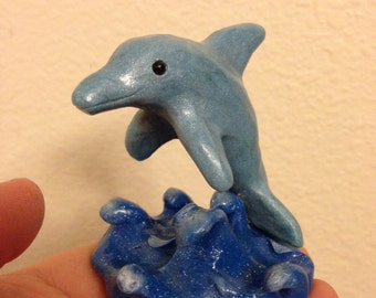 Made to Order Handmade Dolphin