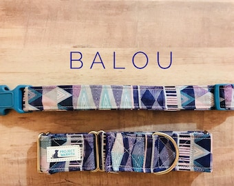 The Balou Collar, Leash