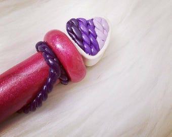 Crochet lovers ergonomic hook