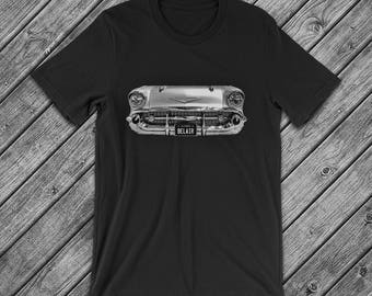Vintage 56 Chevy Bel Air t-Shirt