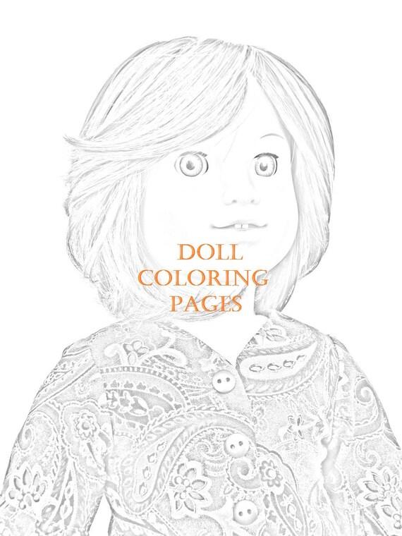 Vier Instant-Download Färbung Blatt Erwachsenen Färbung