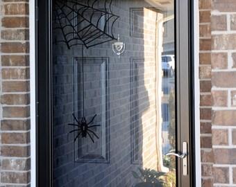 Spider Web - Vinyl Decal Pack