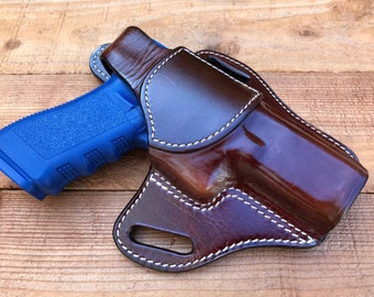 Glock 17 Belt Holster