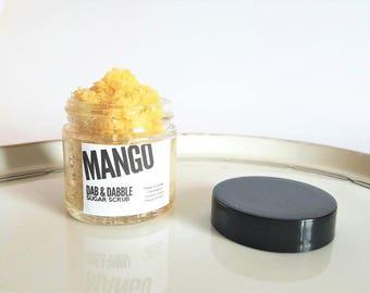 Mango Sugar Scrub | Body Scrub | Body Polish | Exfoliating Scrub