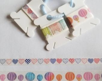 Set of 3 Multi Washi Tape Samples