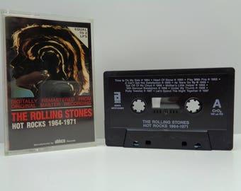 Rolling Stones Hot Rocks 1964-1971 Cassette