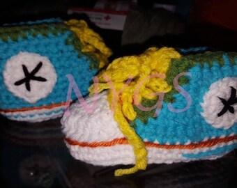 Baby High Top Sneakers