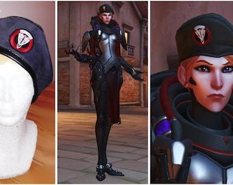 Blackwatch Moira beret/hat from Overwatch