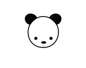 231 You're So Cute Greeting Card | Panda | Love | Adore