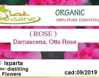 Damask rose essential oil rose Damascena rose OTTO