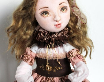 How to draw face Tutorial cloth doll pdf step by step