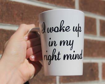 Lefty Mug
