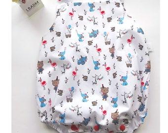 Ranita bebe. Peto para bebé. ropa bebes. Baby clothes. cubrepañales. bloomers. diaper covers. mameluco bebe. tela infantil. pelele bebe