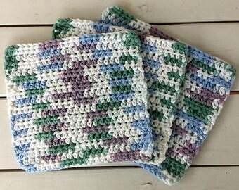 Winter Washcloths