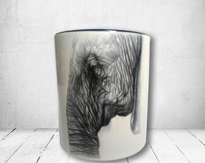 Contemplation - 11 oz Ceramic Mug