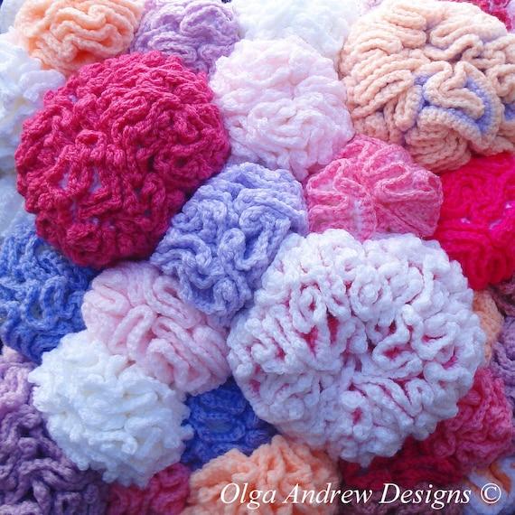 Coral Reef Crochet Pattern Coral Reef Pattern Crochet Corals Pattern