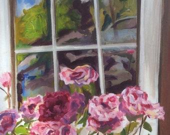Reflection - Fine Art - Original Oil Painting