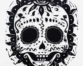 Baby sugar skull print - ...