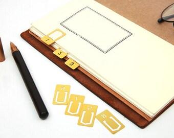 brass file tab, brass index number, brass number tabs, metal tab, brass file divider, number label, brass bookmark, metal number tabs