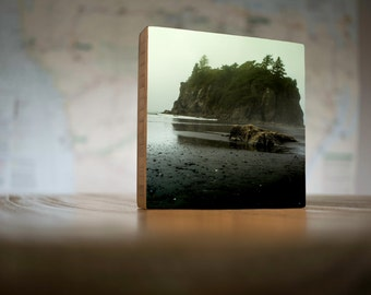 Oregon Coast art print // outdoor adventure art // West Coast Camp // Ruby Beach - set of three art photography prints